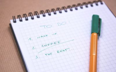 Stop Making Lists and Tracking Your Life…Live It