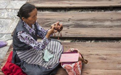 Do Buddhists Pray?