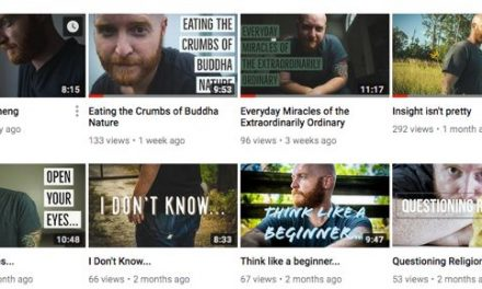 Raised a Fundamentalist Christian, but Now a Buddhist YouTuber {Podcast}