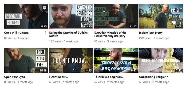 Duane Toops Grew Up a Fundamentalist Christian, but Now is a Buddhist YouTuber {Podcast}