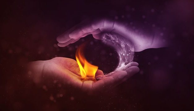 The World is Burning: How to Find the Beauty in the Fire