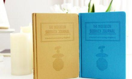 The Habit Nest Meditation Sidekick Journal {Review}
