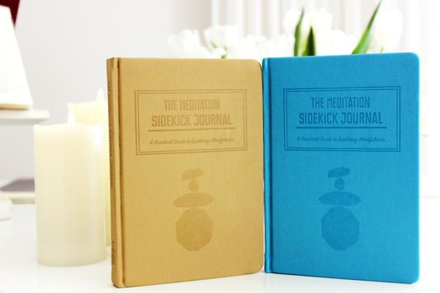 The Habit Nest Meditation Sidekick Journal {Review}