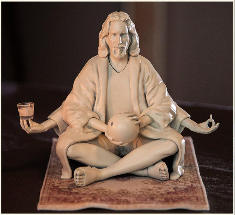Zen, Taoism, & Dudeism Walk Into A Bar