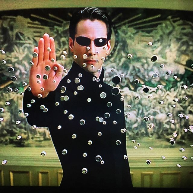 There is No Spoon: Zen & The Matrix