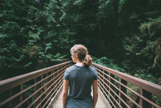 Bridge to Where: Facing Fears & Finding Healing