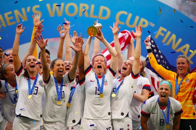 How the US Women's Soccer Team Can Teach Us about Sympathetic Joy