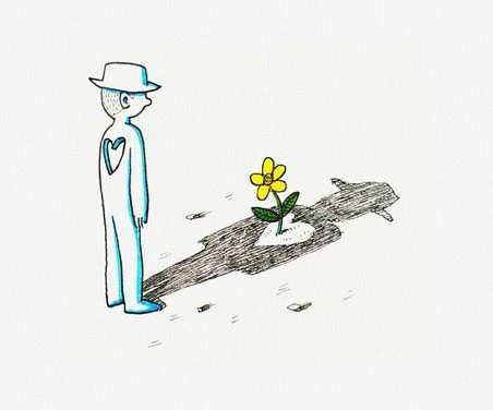 The Truth is, Sh*t Helps the Flowers Grow: Dharma is not Always Pretty