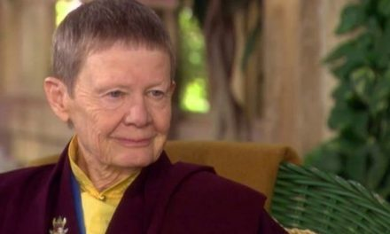 "From #MeToo to ""Let's Pretend""—Pema Chodron Calls Out Shambhala's Shameful ""Business as Usual."""