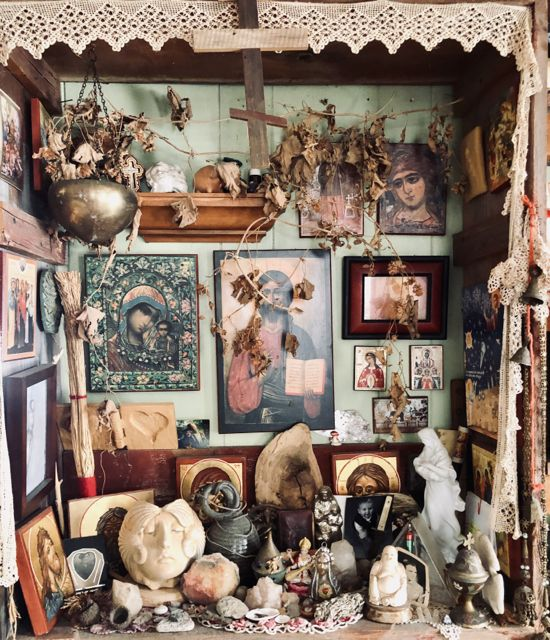 Sacred Little Altars Everywhere
