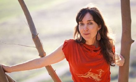 A Chat with Deborah Eden Tull: Author, Activist and Zen Meditation Teacher {Podcast}