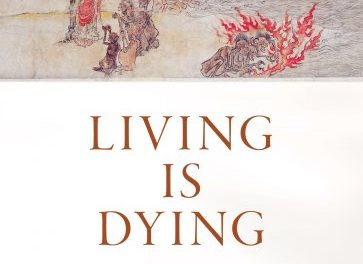 A Diamond in The Sand: Living is Dying: How to Prepare for Death, Dying, and Beyond by Dzongsar Jamyang Khyentse {Review}