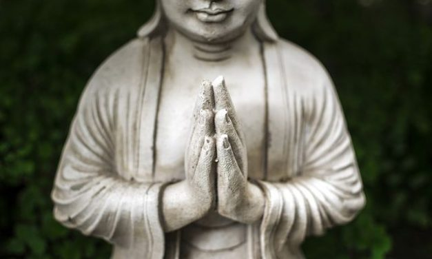 Taking Refuge: The Buddha's Teaching on How to Get Through a Plague