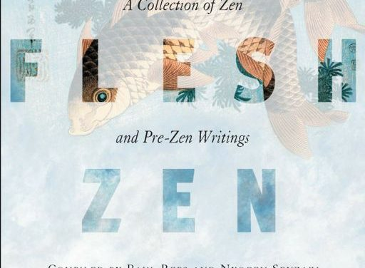 Zen Flesh Zen Bones: Not a Light Read, a Bit of Nonsense & Completely Zen {Review}