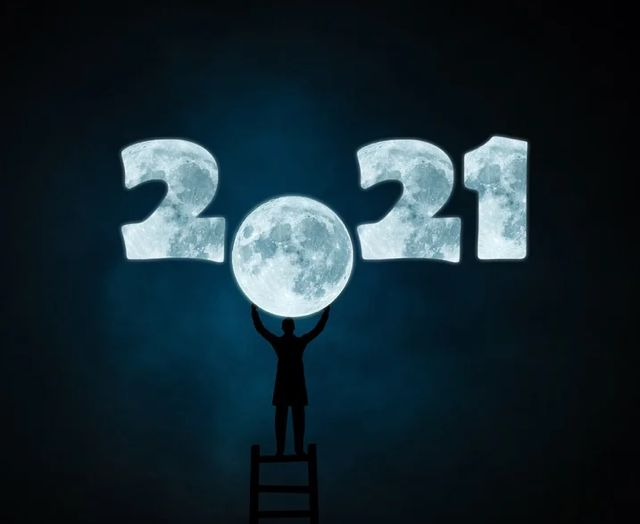 What Do You Get for the Year that has Everything? A Promise for 2021