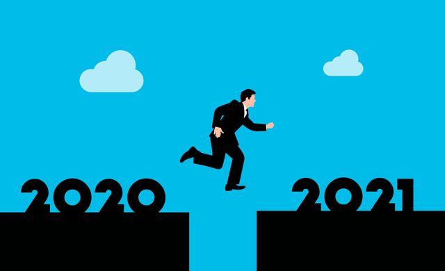 The End of 2020: Dream, Imagine & Pretend