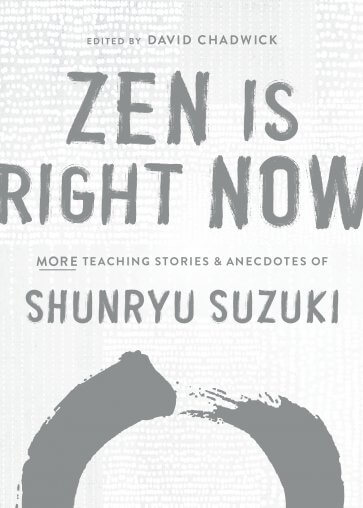 Review of Zen is Right Now