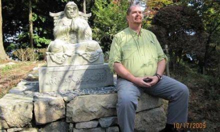 Snapshots of Meditation: Ken Madden
