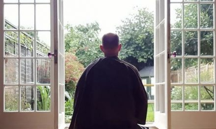 Meet the Mystery Monk from Instagram {Interview}